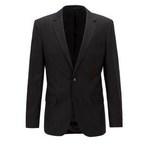 HUGO BOSS Aerin Slim Fit Virgin Wool Blazer 40S